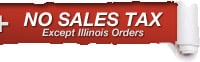 Tax-Free Log Splitters Dealer - Excludes Illinois