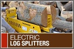 Top-Rated & Best-Selling Electric Log Splitters