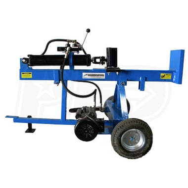 Ramsplitter 16-Ton Horizontal / Vertical  Electric Log Splitter